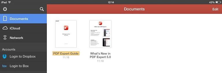 Open PDF Expert