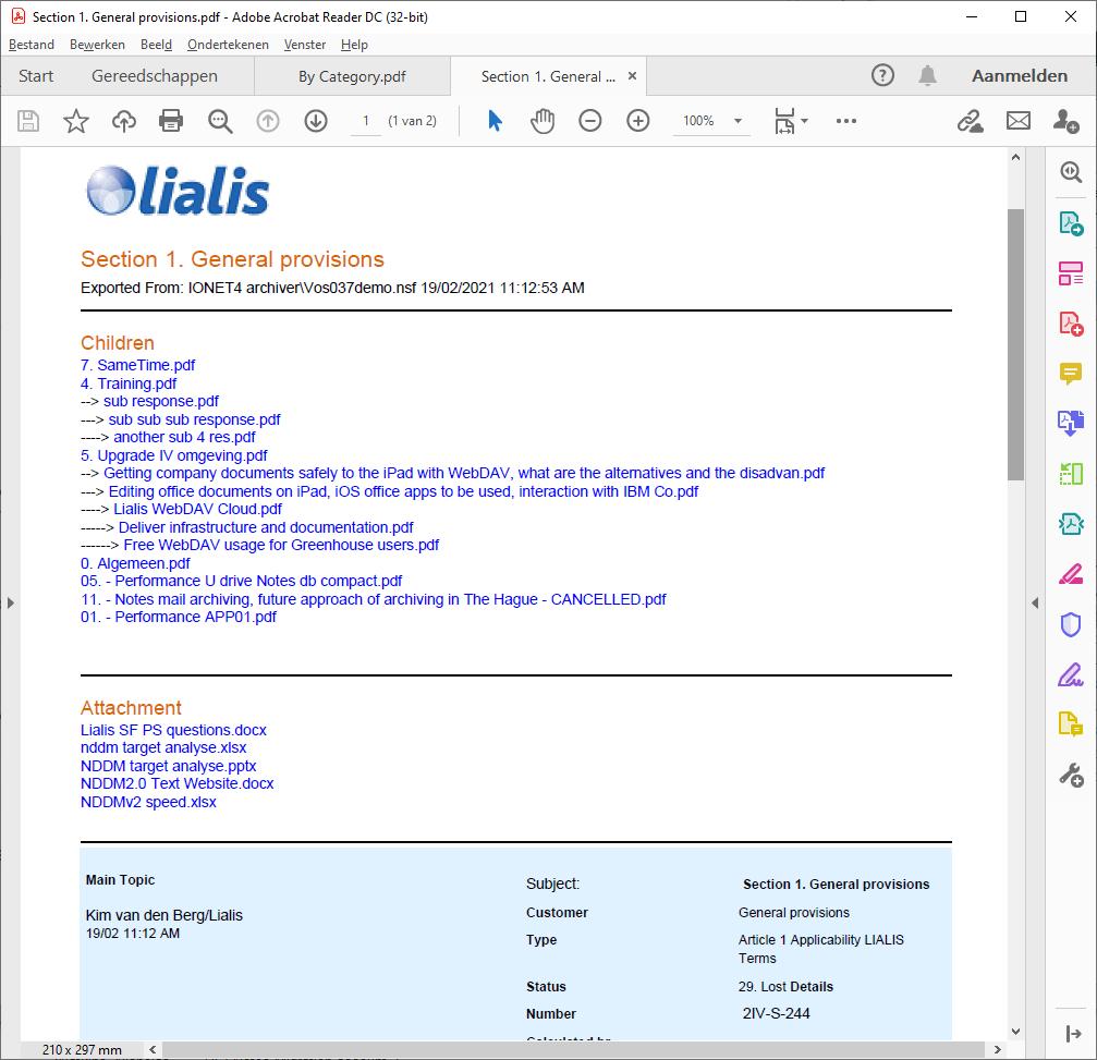 convert lotus notes to pdf
